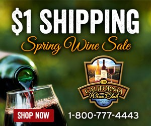 Spring Wine Sale